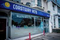 Coastway Vets Portslade exterior