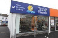 Coastway Vet Shoreham exterior