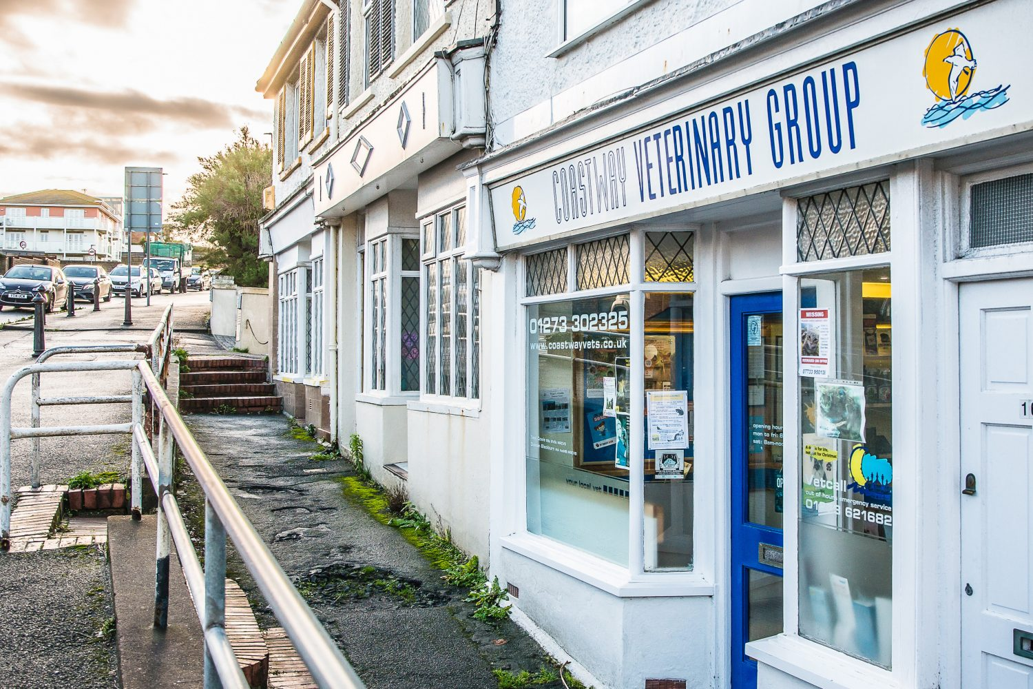 Coastway Veterinary Group Rottingdean exterior